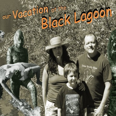 Vacation at Black Lagoon